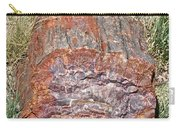 Petrified Stump Carry-all Pouch