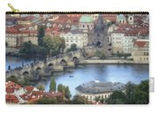 Petrin View Carry-all Pouch by Joan Carroll