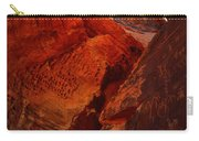 Petroglyphs Valley Of Fire Nevada Carry-all Pouch