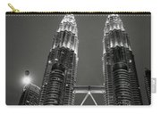 Petronas Towers At Night Carry-all Pouch