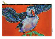 Petty Harbour Puffin Carry-all Pouch