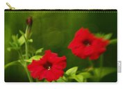 Petunia Dreams In The Woods Carry-all Pouch