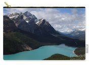 Peyto Lake Canadian Rockies Carry-all Pouch