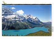 Peyto Lake October Carry-all Pouch
