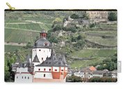 Pfalzgrafenstein With Burg Gutenfels  Carry-all Pouch