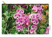 Phalaenopsis Orchids Carry-all Pouch