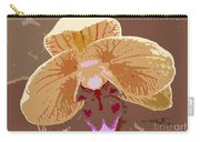 Phalaenopsis Synopsis Carry-all Pouch