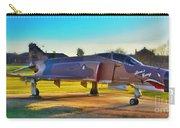 Phantom 4 Jet Vietnam Era Carry-all Pouch