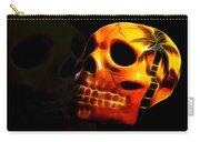 Phantom Skull Carry-all Pouch by Shane Bechler