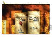 Pharmacist - Medical Cures Carry-all Pouch