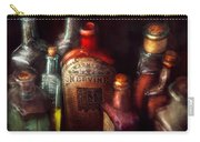 Pharmacy - A Safe Rheumatic Cure  Carry-all Pouch by Mike Savad