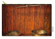 Pharmacy -apothecary Scale Carry-all Pouch
