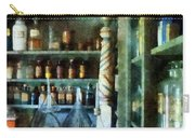 Pharmacy - Back Room Of Drug Store Carry-all Pouch