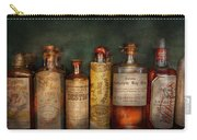 Pharmacy - Daily Remedies  Carry-all Pouch