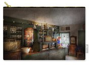 Pharmacy - Morning Preparations Carry-all Pouch by Mike Savad