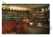 Pharmacy - Patent Medicine  Carry-all Pouch by Mike Savad