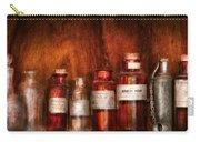 Pharmacy - Pharmacist's Fancy Fluids Carry-all Pouch