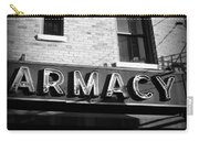 Pharmacy - Storefronts Of New York Carry-all Pouch
