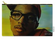 Pharrell Williams Carry-all Pouch by Marvin Blaine