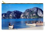 Phi Phi Islands Thailand Carry-all Pouch