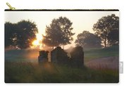 Philadelphia Cricket Club At Sunrise Carry-all Pouch by Bill Cannon