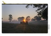 Philadelphia Cricket Club Sunrise Carry-all Pouch by Bill Cannon