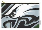 Philadelphia Eagles Football Carry-all Pouch