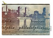 Philadelphia Freedom Carry-all Pouch