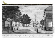 Philadelphia Market, 1788 Carry-all Pouch