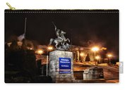 Philadelphia Museum Of Art At Night - East Entrance Carry-all Pouch