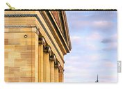 Philadelphia Museum Of Art Facade Carry-all Pouch