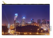 Philadelphia Nightscape Carry-all Pouch
