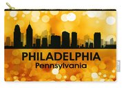 Philadelphia Pa 3 Carry-all Pouch