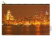 Philadelphia Skyline Panorama Carry-all Pouch