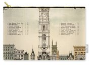 Philadelphia Skyscrapers Carry-all Pouch