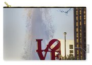 Philadelphia's Love Story Carry-all Pouch