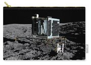 Philae Lander On Comet 67pc-g Carry-all Pouch