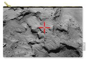 Philae Lander Touchdown Point On Comet Carry-all Pouch
