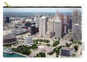 Philip A Hart Plaza Detroit Carry-all Pouch