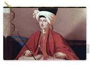 Philip Barker Webb (1793-1854) Carry-all Pouch