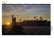Phillies Citizens Bank Park At Dawn Carry-all Pouch