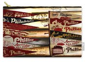 Phillies Pennants Carry-all Pouch