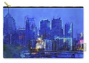 Philly Blue Carry-all Pouch