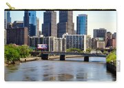 Philly Bridges Buildings Carry-all Pouch