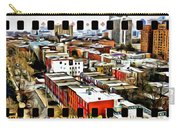 Philly Filmstrip Carry-all Pouch by Alice Gipson