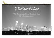 Philly Glow Carry-all Pouch