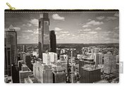 Philly In The Clouds Carry-all Pouch