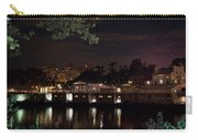 Philly Waterworks At Night Carry-all Pouch