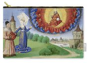 Philosophy Instructs Boethius On God Carry-all Pouch by Getty Research Institute