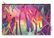 Phish The Mother Ship Carry-all Pouch by Joshua Morton